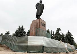 В Челябинске признали несостоявшимися торги по благоустройству площади Революции