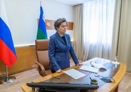 Комарова заявила о неготовности ХМАО к снятию ограничений