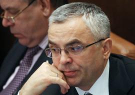 Виктор Пичугов покидает Совет Федерации