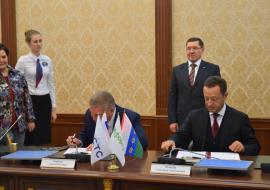 «Фортум» и «Корпорация СТС» начали создание единой компании в Тюмени