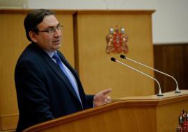 министр энергетики и ЖКХ Свердловской области Николай Смирнов