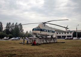 «Титановая долина» отдала поиск резидентов «Вертолетам России»