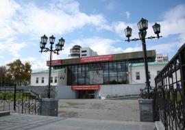 Администрация Екатеринбурга отдала строительство филиала Эрмитажа «Атомстройкомплексу»