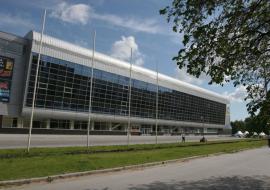 Началась реконструкция домашней арены ХК «Автомобилист»