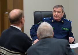 СМИ сообщили об отставке замгенпрокурора по УрФО Гулягина