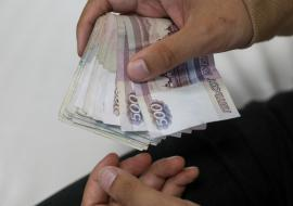 В Свердловской области долги по зарплатам за год выросли в 1,7 раза