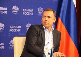Врио губернатора Зауралья Вадим Шумков