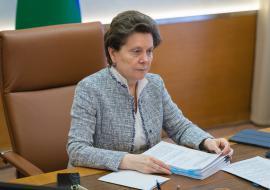 Комарова пригрозила санкциями главам Мегиона и Нижневартовского района