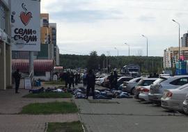 ОМОН задержал в Челябинске несколько десятков человек