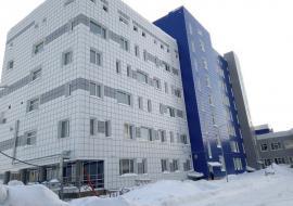 Ввод в эксплуатацию поликлиники ОКБ Сургута сдвинули на середину 2020 года