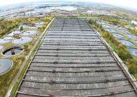 Водоканал Екатеринбурга оштрафовали за отсутствие санитарной зоны на очистных
