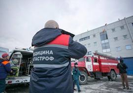 На достройку Центра медицины катастроф в Екатеринбурге направят 335 миллионов