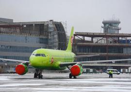 Летевший в Екатеринбург борт S7 совершил экстренную посадку в Новосибирске