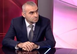 Начальник управления по внутренней политике администрации Пыть-Яха Эльдар Кокоев
