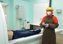 Тюменское правительство закупило новое оборудование для диагностики COVID-19