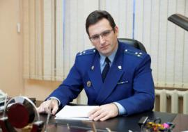 Прокурора Салехарда перевели в Лабытнанги