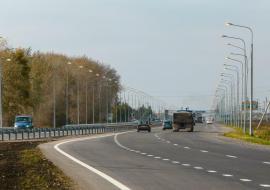 Трассу «Иртыш» под Тюменью отремонтируют за 811 миллионов