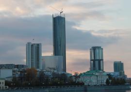 Екатеринбург ждут теплые и дождливые выходные