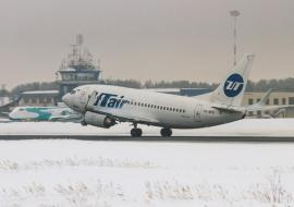 «ЮТэйр» отказалась от рейса Нижневартовск – Санкт Петербург из-за нехватки средств