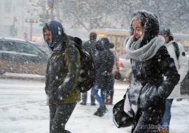 МЧС предупредило жителей Челябинской области о новом шторме