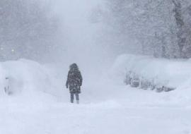 В Свердловской области ожидается снежный шторм