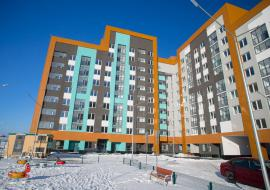 Росвоенипотека аккредитовала дома в новых кварталах Академического района
