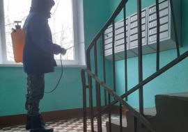 Министр ЖКХ заявил об усиленной дезинфекции жилых домов Свердловской области