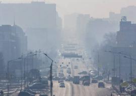 В семи городах Челябинской области продлили режим «черного неба»