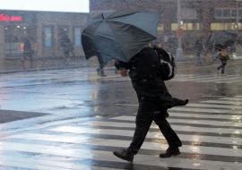 МЧС продлило штормовое предупреждение в Свердловской области