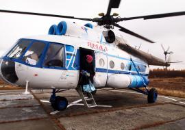 Салехардская окружная больница потратит на санавиацию 800 миллионов
