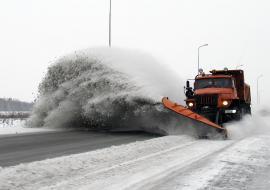 Прокуратура ЯНАО заставила мэрию Красноселькупа расчистить дороги