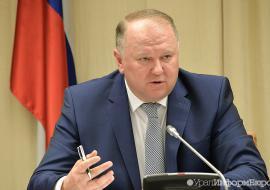 Цуканов собирает губернаторов на совещание с замглавы Росприроднадзора