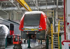 В 2020 году РЖД купят у «Уральских локомотивов» 200 поездов «Ласточка»
