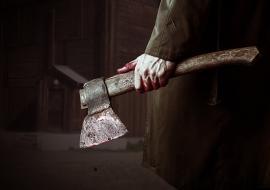 Житель Курганской области убил собутыльника топором