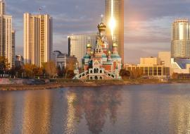 Дума Екатеринбурга устранила препятствия  для строительства Собора Святой Екатерины