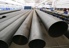 «Интертехэлектро» и «Фортум» запустили в Кургане совместное производство труб для теплотрасс
