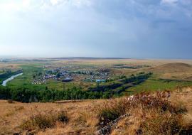 Чиновники потребовали снести «Храм солнца» в Челябинской области