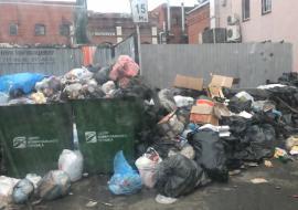 Регоператор ТКО обвинил бизнесменов в загрязнении исторического центра Челябинска