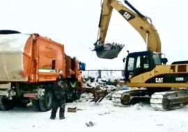 «Югра-Экология» очистит труднодоступные поселки ХМАО до закрытия зимников