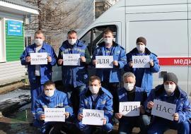 Свердловская область обеспечит персонал больниц и сотрудников «скорых» бесплатным трехразовым питанием
