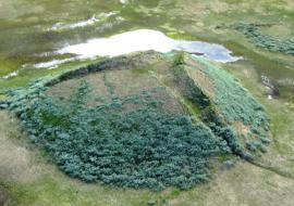 Ученые разработают карту газовых воронок в ЯНАО