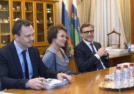 Якушев пригласил Danone к реализации новых молочных проектов