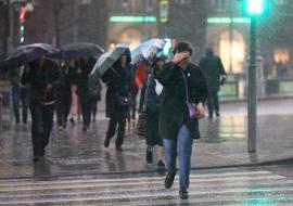 Гидрометцентр продлил штормовое предупреждение в Свердловской области