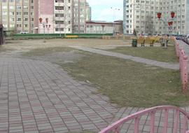 ОНФ заинтересовался уничтожением детских площадок в Сургуте