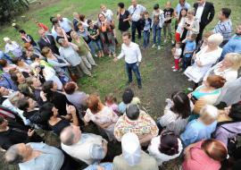 Бурматов занялся вырубкой деревьев в Челябинске