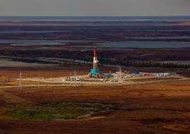 «Мессояханефтегаз» запустил первую скважину для разработки ачимовских залежей в ЯНАО