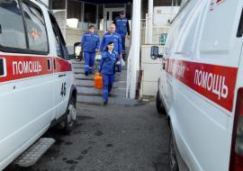 Фельдшеры скорой помощи Кургана пожаловались на отсутствие доплат за работу в пандемию COVID-19