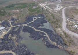 Экологическое бедствие ХМАО оценили в 40 тысяч