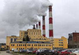 Куйвашев открыл новую установку на Верхнетагильской ГРЭС