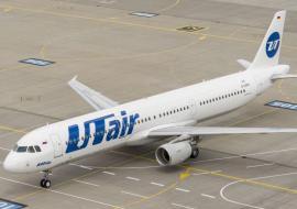 Борт «ЮТэйр» совершил вынужденную посадку после вылета из Сургута